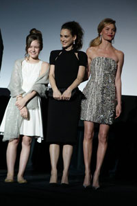 izabela with kate and winona