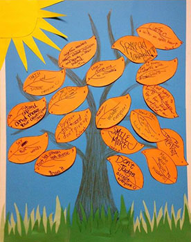 Unity Tree - National Bullying Prevention Center