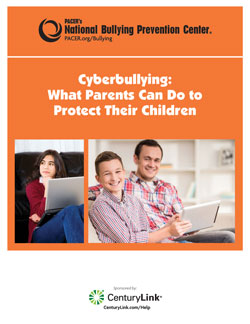 Cyberbullying cover