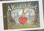 book cover for wrinkled heart