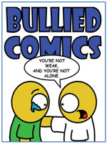 Bullied Comics Cover
