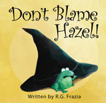 Book Cover for Don't Blame Hazel