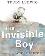 The Invisible Boy Cover