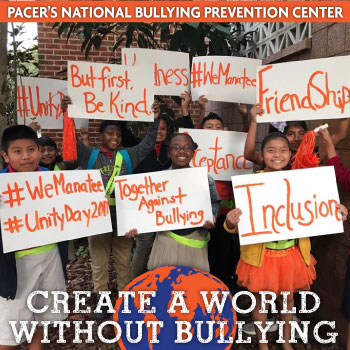 Together Against Bullying Facebook Frame