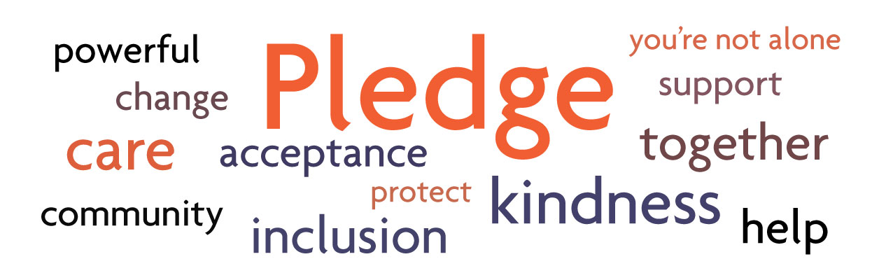 photo about Pledge of Allegiance in Spanish Printable called Choose the Pledge - Nationwide Bullying Avoidance Middle
