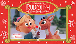 The Legend of Rudolph the Red Nosed Reindeer book