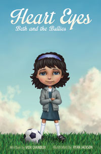 Book Cover for Heart Eyes: Beth and the Bullies