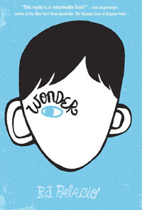 Book cover for Wonder