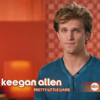 Keegan Allen for Unity Day - Oct. 9th 2013