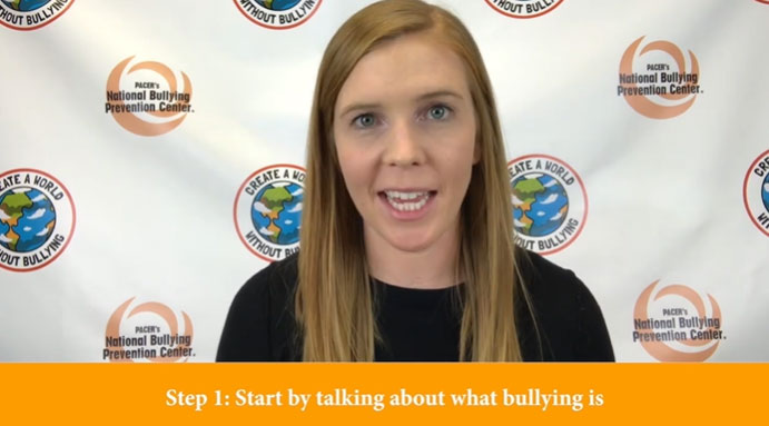 5 Steps For Talking About Bullying With Your Child