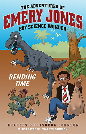Book Cover for The Adventures of Emery Jones, Boy Science Wonder