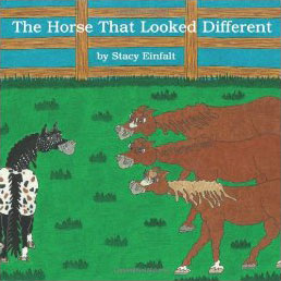 Book Cover for The Horse That Looked Different