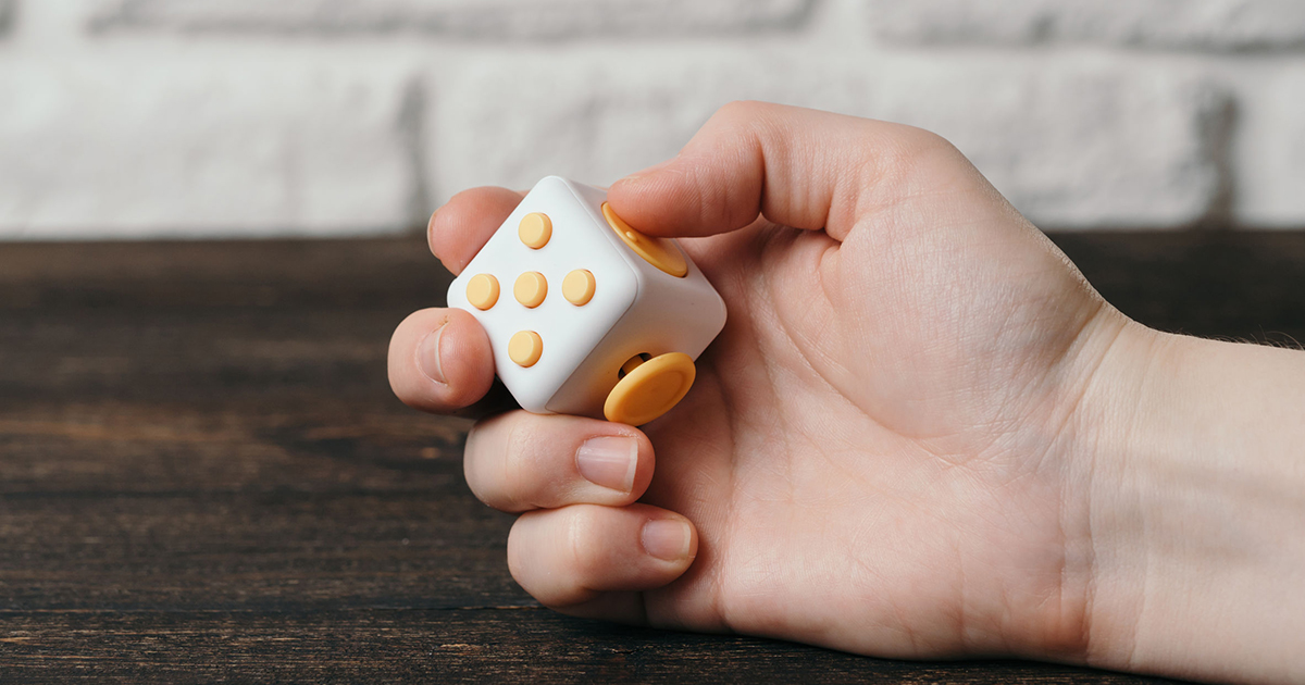 """How """"Fidget Toys"""" Are Helping Kids with ADHD - Children's Mental Health and  Emotional or Behavioral Disorders Project"""