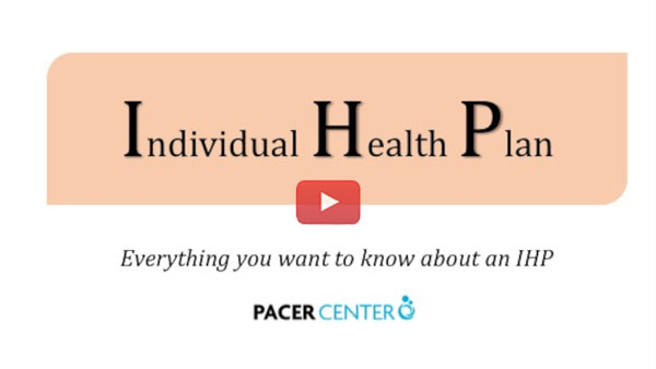 Individual Health Care Plans And Emergency Information Forms
