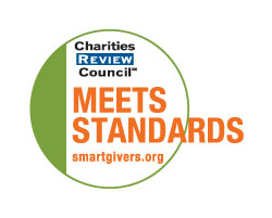 Charities Review Council - Meets Standards - Smartgivers.org