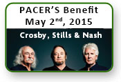 Pacer's Benefit - May 2 2014, featuring Crosby, Stills & Nash
