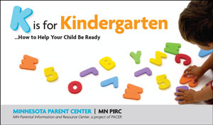 K is for Kindergarden book cover