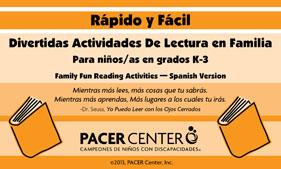image of Divertidas Actividades de Lectura en Familia publication