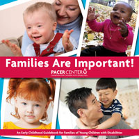 image of Families are Important! An Early Childhood Guidebook for Families of Young Children publication