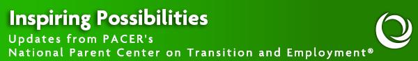 Inspiring Possibilities Newsletter banner