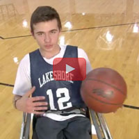 Watch - Sports are for Everyone: Wheelchair Basketball
